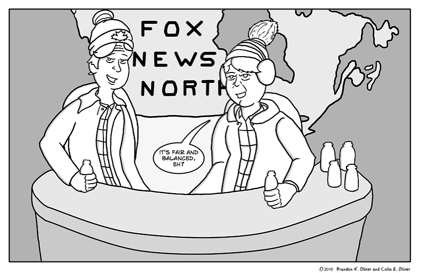 Fox News North