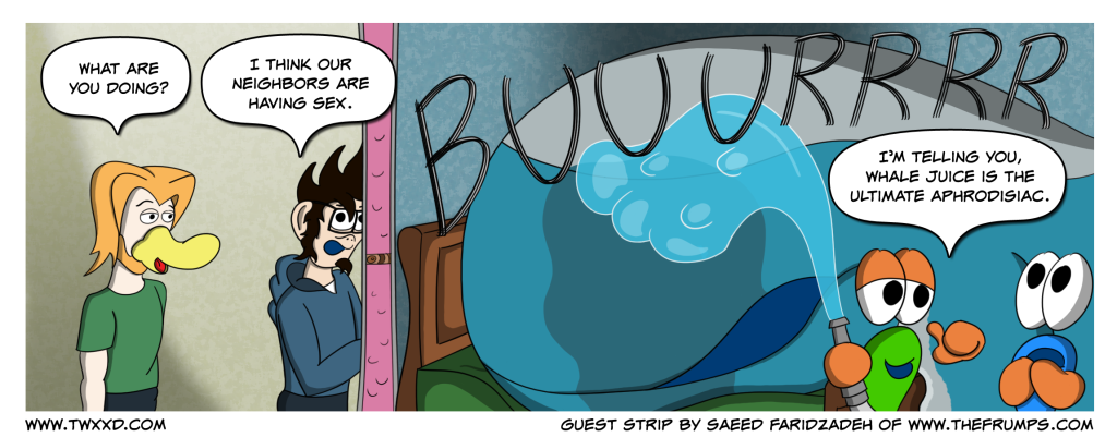 Guest Strip: The Frumps