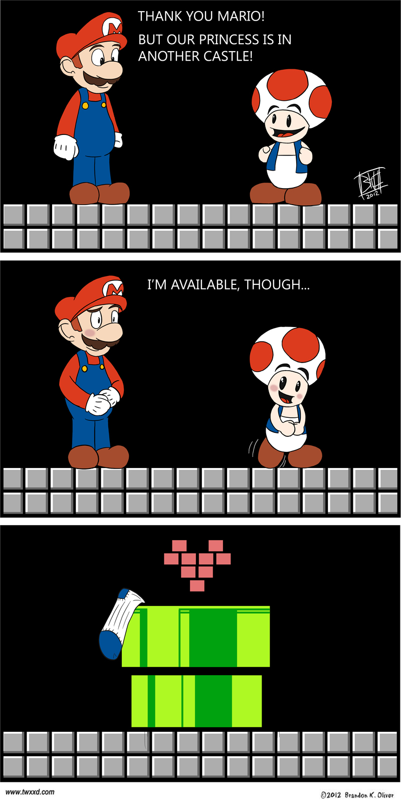 It's a Me, Amore