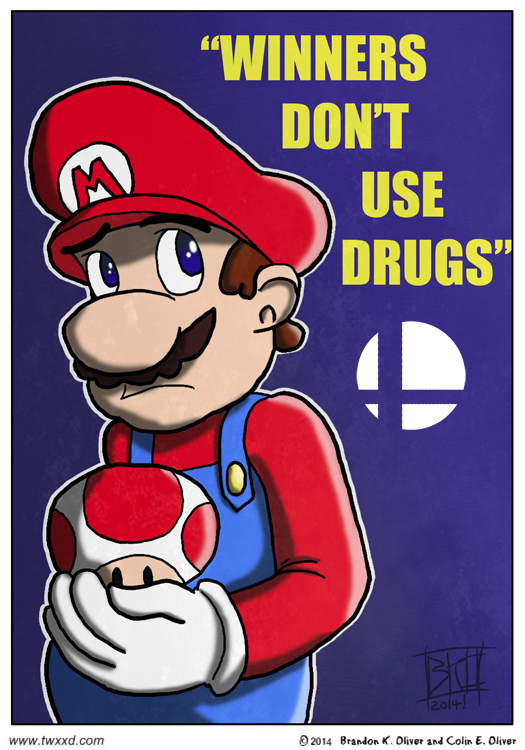 Winners Don't Do Drugs